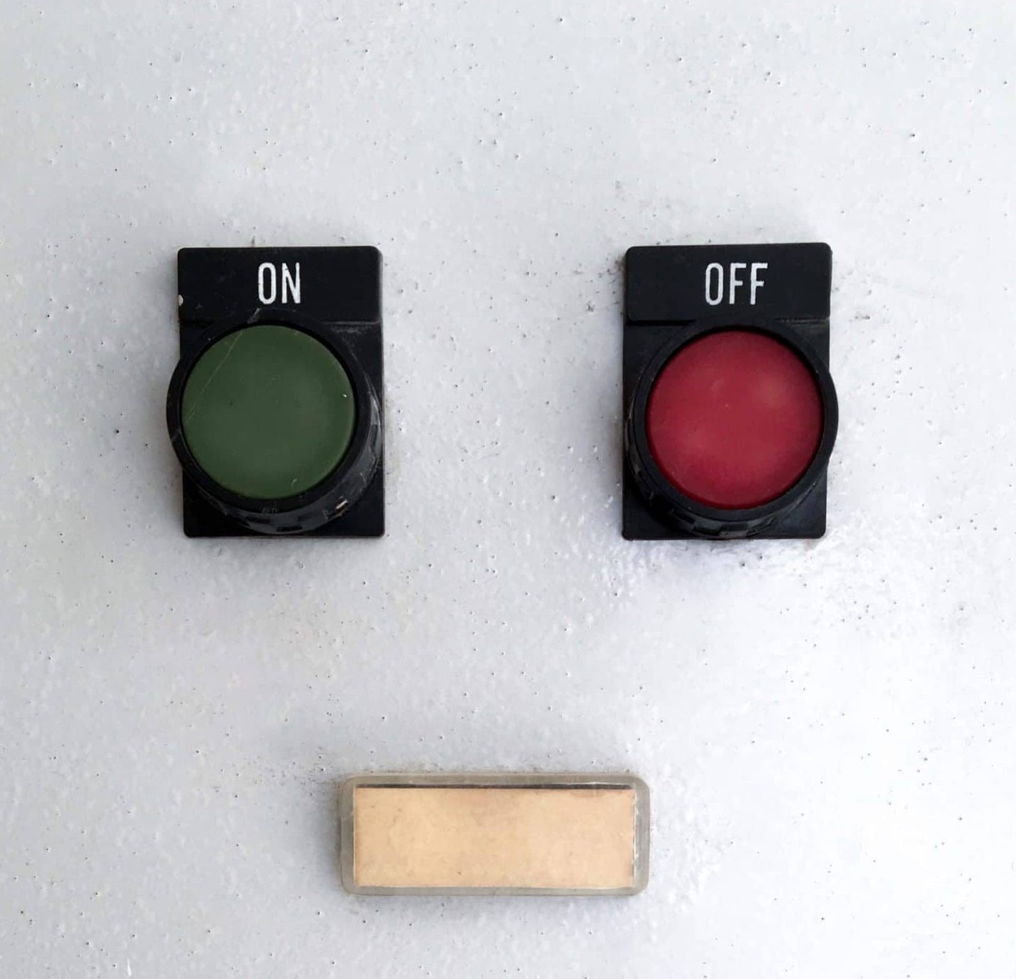 On / Off switch for switching HSA providers